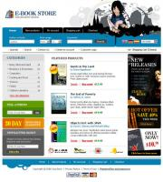 On-line Bookstore Web interface